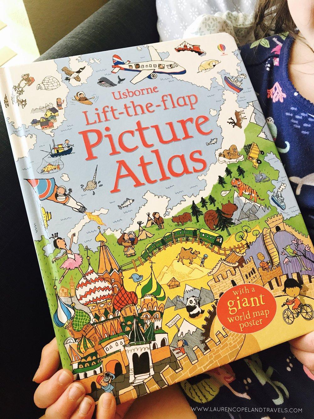 Usborne atlas
