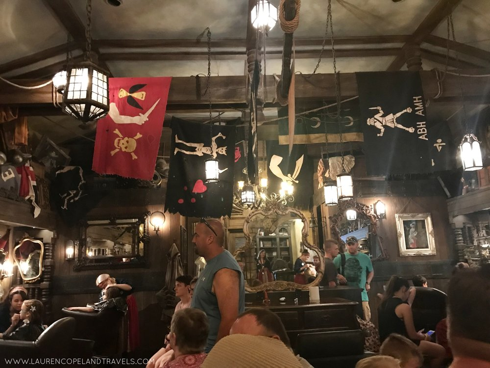 Inside Pirates League