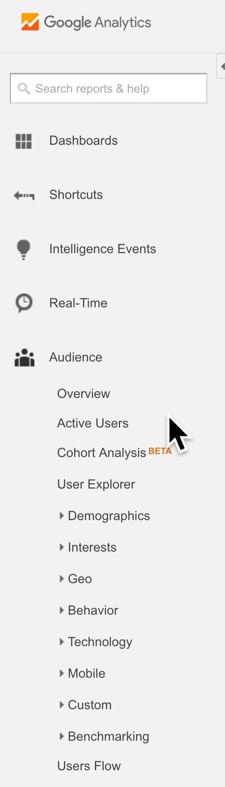 Google Analytics left side bar for audience.jpg