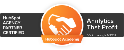 HubSpot Partner Agency Certified Analytics That Profit
