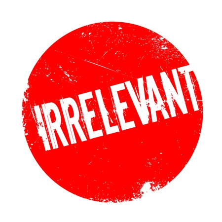 74029494 - irrelevant rubber stamp. grunge design with dust scratches. effects can be easily removed for a clean, crisp look. color is easily changed.