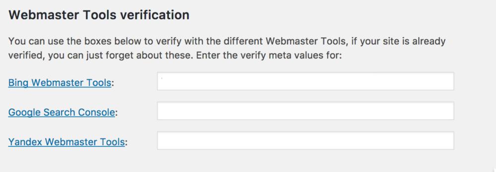 webmaster tools in wordpress analytics that profit