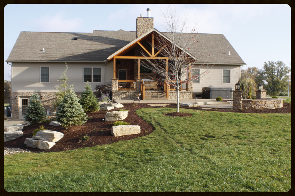 landscapers in creston ohio