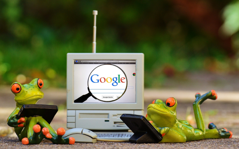 Marketing Frogs