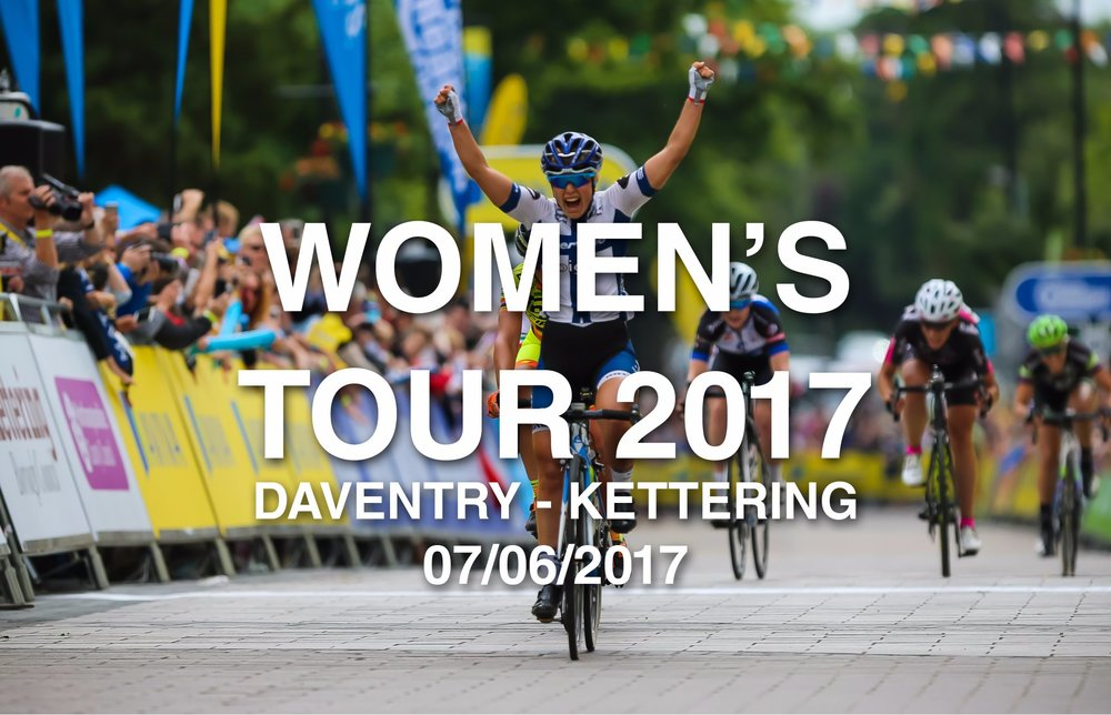Women's Tour 2017 Kettering