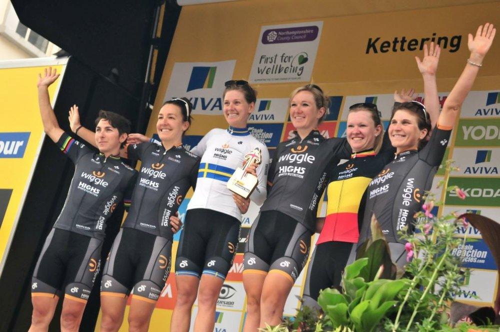 Kettering Women's Tour