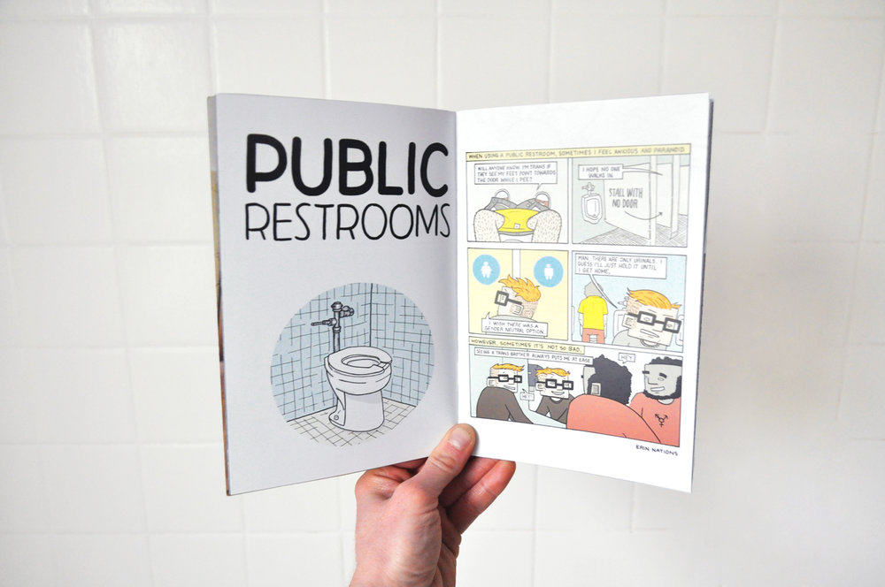OP: THE BATHROOM ISSUE / WINTER 2016 / ISSUE 18