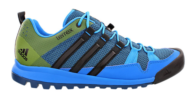 First Impressions: adidas Terrex Solo and Terrex Scope GTX
