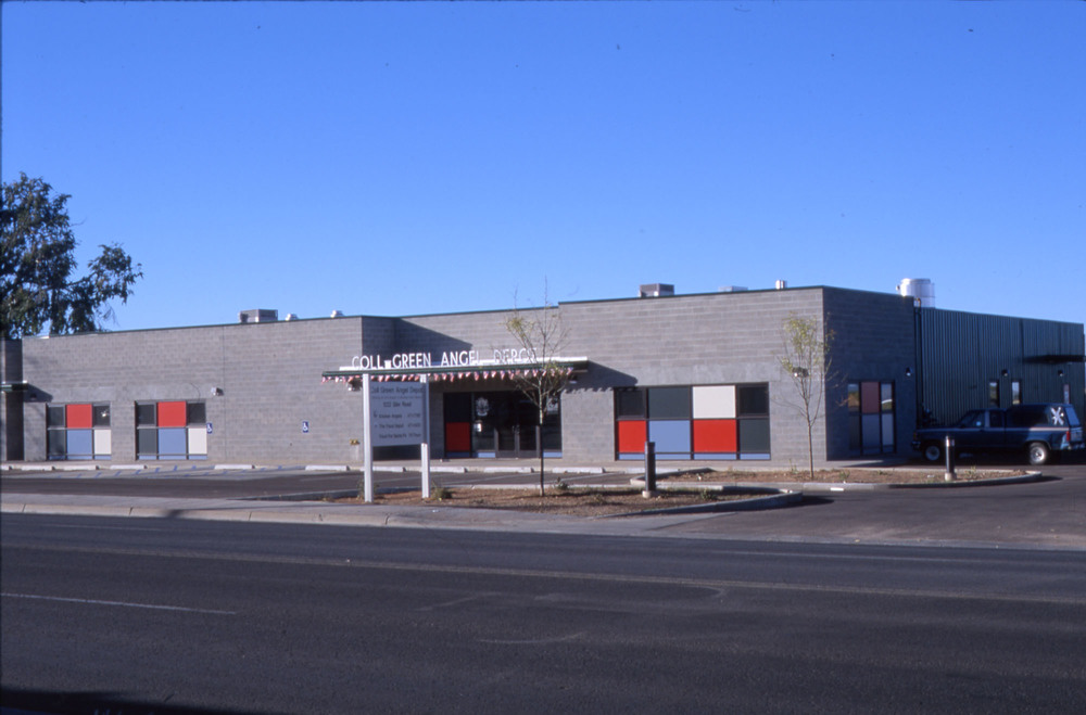 Coll Green Angel Depot - view from across street.jpg
