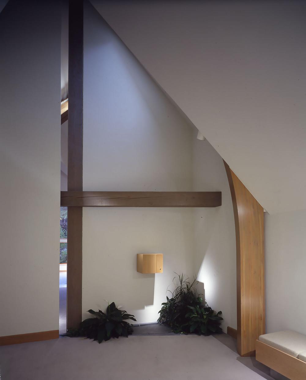 Carmelite Monastery - interior foyer.jpg