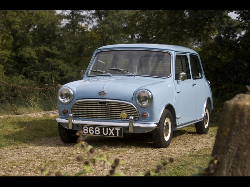 Austin Healey For Sale >> Austin Mini Mki Review   CCFS UK