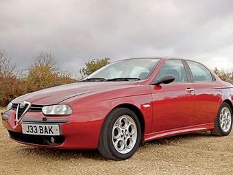 alfa romeo 156 review ccfs uk rh classiccarsforsale co uk Alfa Romeo 147 Alfa Romeo Stradale