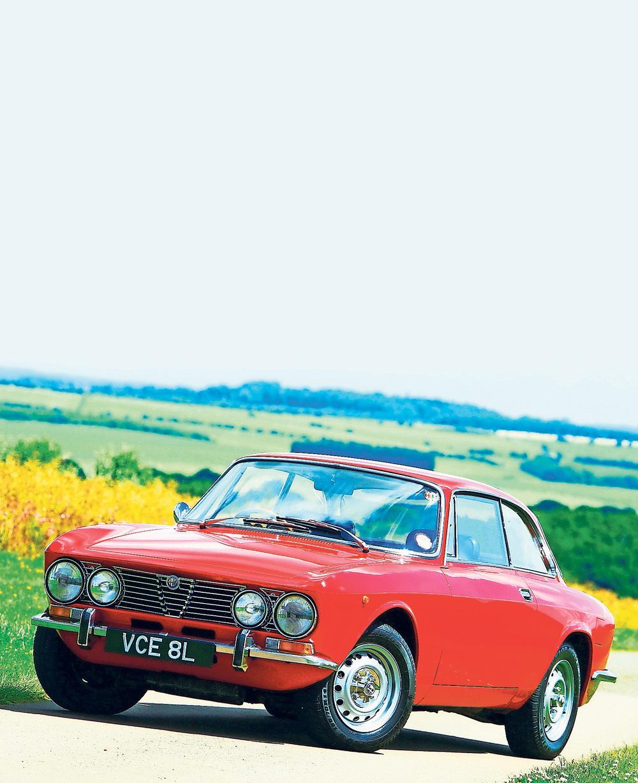 Alfa Romeo 2000 Gtv Review