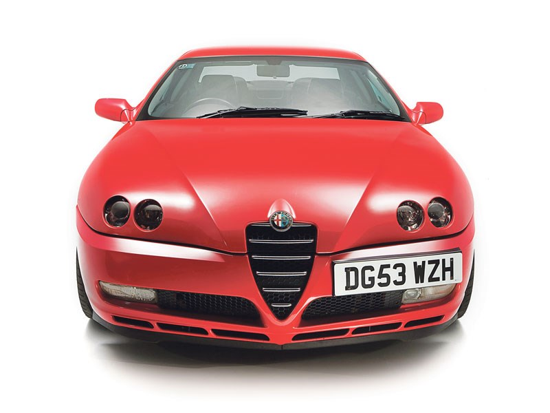 Alfa romeo gtv spider for sale uk