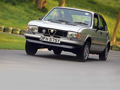 Alfa Romeo Alfasud Review CCFS UK - Alfa romeo alfasud for sale