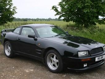 Aston Martin Virage Review CCFS UK - Aston martin virage