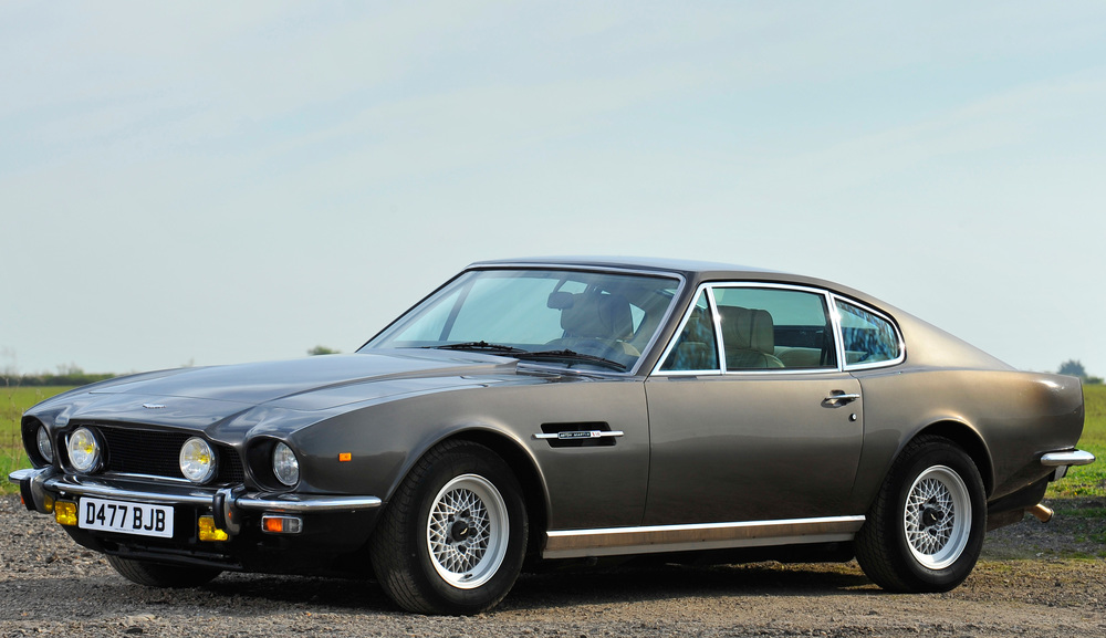 Aston Martin V8 Vantage Review | CCFS UK