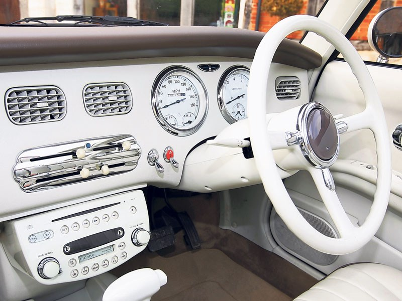 Nissan Figaro Review Ccfs Uk