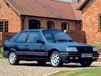 Peugeot 309 Gti Review Ccfs Uk