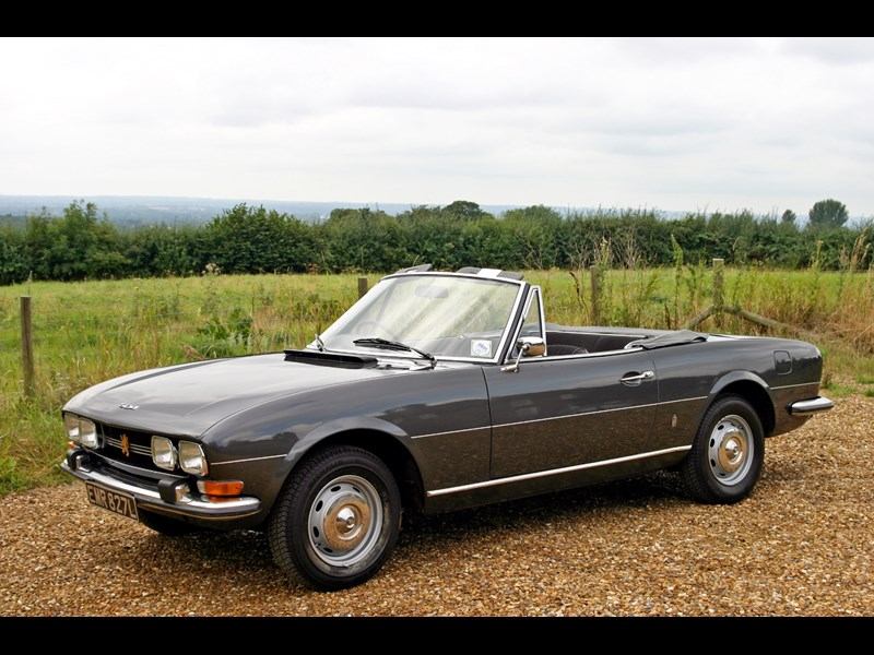 Peugeot 504 Review Ccfs Uk
