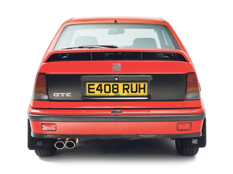 Vauxhall Astra Gte Mk2 Review Ccfs Uk