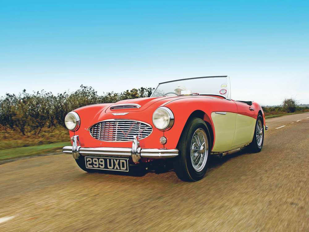 Austin Healey 100 4 Review Ccfs Uk