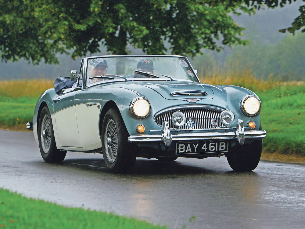 Austin Healey 3000 Review Ccfs Uk