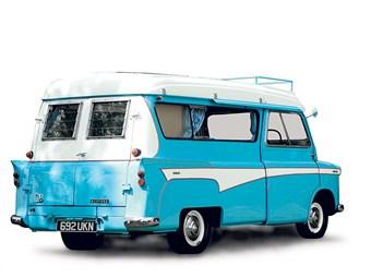 Bedford Ca Dormobile 1952 1969 Review Ccfs Uk