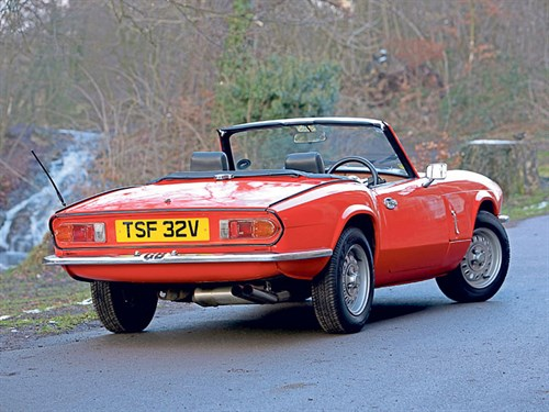 triumph spitfire 1500 review ccfs uk. Black Bedroom Furniture Sets. Home Design Ideas