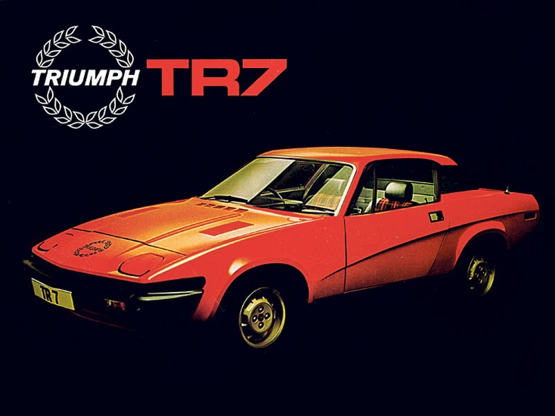 Triumph Tr7 Review Ccfs Uk