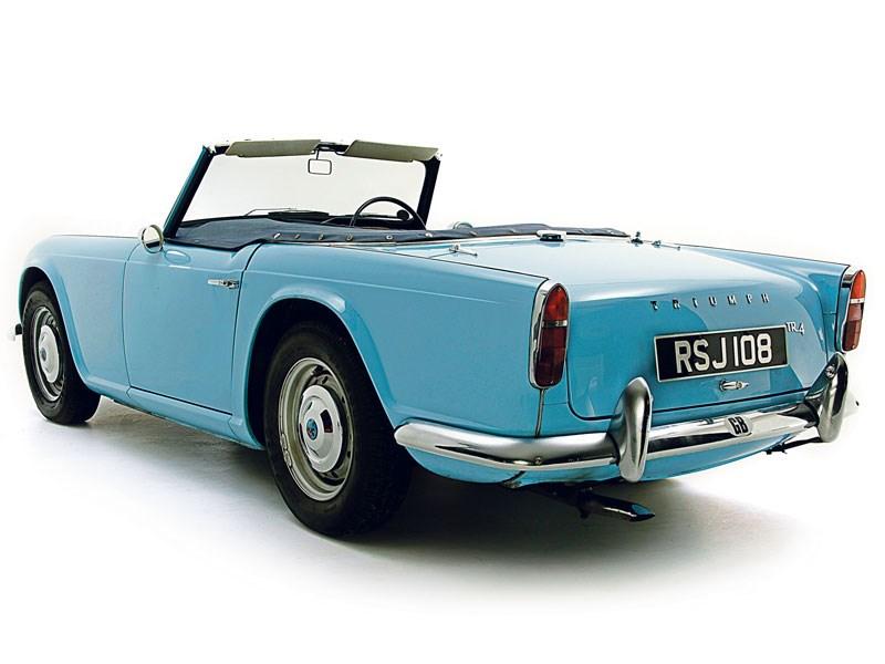 Triumph Tr4 Review | CCFS UK
