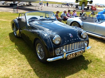 Triumph Tr3 Review | CCFS UK