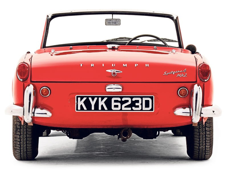 Triumph Spitfire Review | CCFS UK