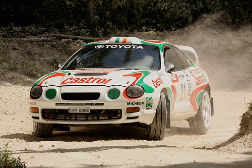 Toyota Celica Gt4 Review | CCFS UK