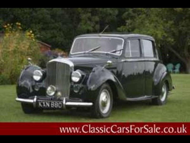Bentley Mark Vi Review   CCFS UK