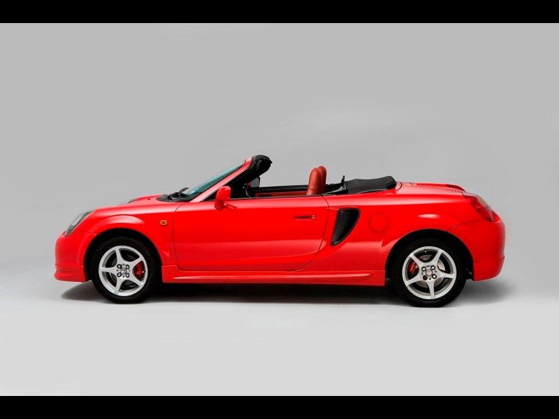 Toyota Mr2 Mkiii Review   CCFS UK