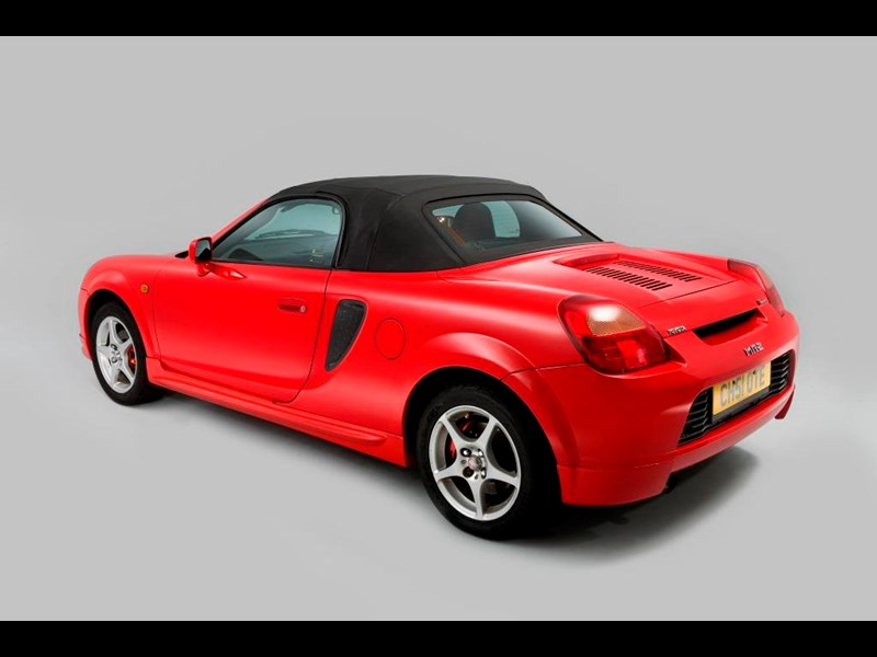 Toyota Mr2 Mkiii Review | CCFS UK