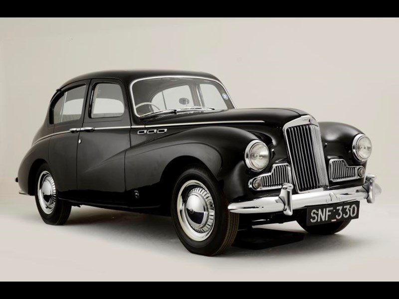 SUNBEAM TALBOT 90 REVIEW — Classic Cars For Sale