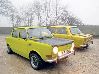 SIMCA 1000 REVIEW — Classic Cars For Sale
