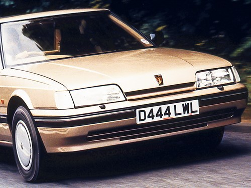 rover 800 review