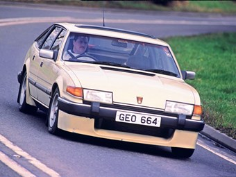 Rover Sd1 Review Ccfs Uk