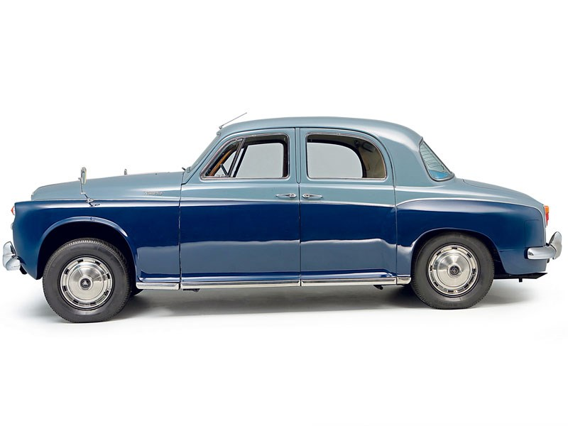Rover P4 Review | CCFS UK