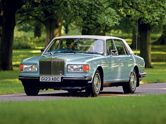 Rolls Royce Silver Spirit Review | CCFS UK