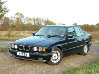 Bmw 5 Series E34 Review Ccfs Uk