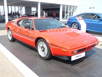 BMW M1 For Sale >> Bmw M1 Review Classic Cars For Sale