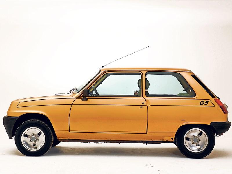 Renault 5 Mk1 Review Ccfs Uk