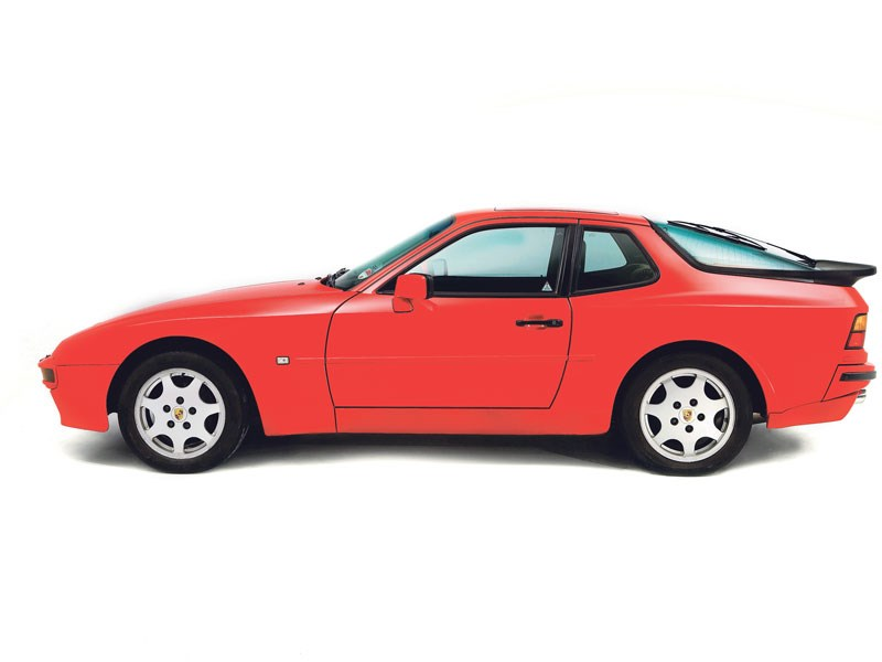 1984 porsche 944 review