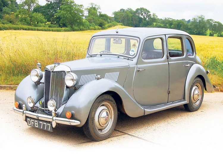 Mg Y Type Review Classic Cars For Sale