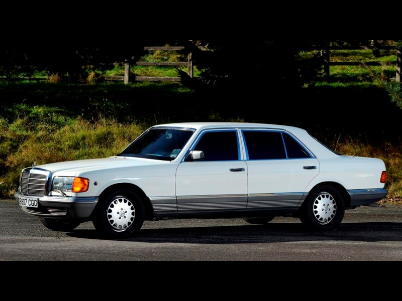 mercedes s class w126 review ccfs uk