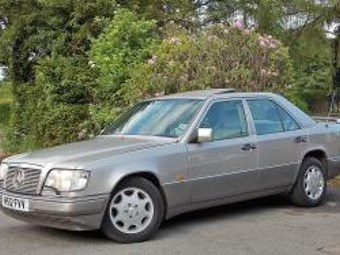 MERCEDES BENZ 124 REVIEW